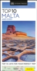DK Eyewitness Top 10 Malta and Gozo - Book