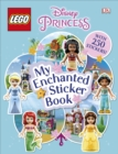 LEGO Disney Princess My Enchanted Sticker Book - Book
