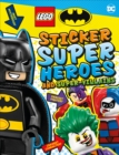 LEGO Batman Sticker Super Heroes and Super-Villains - Book