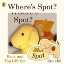 Where's Spot? Book & Toy Gift Set - Book