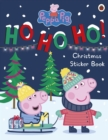 Peppa Pig: Ho Ho Ho! Christmas Sticker Book - Book