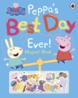 Peppa Pig: Peppa's Best Day Ever : Magnet Book - Book