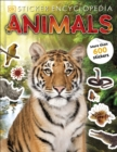 Sticker Encyclopedia Animals - Book