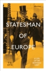 Statesman of Europe : A Life of Sir Edward Grey - Book