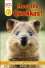 DK Reader Level 2: Meet the Quokkas! - Book