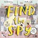 Find The Spy - Book