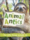 Animal Antics - Book