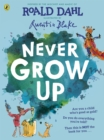 Never Grow Up - Book