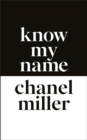 Know My Name - Book