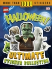 LEGO Halloween! Ultimate Sticker Collection - Book