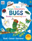 The Very Hungry Caterpillar's Bugs Sticker and Colouring Book - Book
