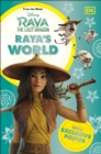 Disney Raya and the Last Dragon Raya's World - Book