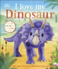 I Love My Dinosaur - Book