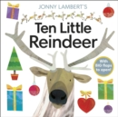 Jonny Lambert's Ten Little Reindeer - Book