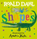 Roald Dahl: Shapes - Book
