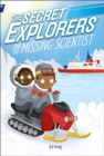 The Secret Explorers and the Missing Scientist - Book