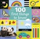 100 First Things to Know - eBook