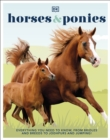Horses & Ponies : Everything You Need to Know, From Bridles and Breeds to Jodhpurs and Jumping! - Book