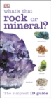 What's that Rock or Mineral? - Book