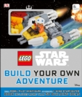 LEGO (R) Star Wars Build Your Own Adventure : With Rebel Pilot Minifigure and Exclusive Y-Wing Starfighter - Book