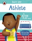 Busy Day: Athlete : An action play book - Book