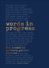 Words In Progress - Book