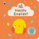 Baby Touch: Happy Easter! - Book