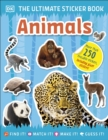 Ultimate Sticker Book Animals - Book