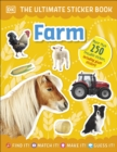 Ultimate Sticker Book Farm - Book