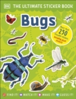 Ultimate Sticker Book Bugs - Book