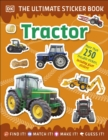 Ultimate Sticker Book Tractor - Book