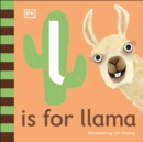 L is for Llama - Book