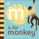 M is for Monkey - Book