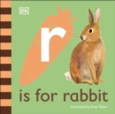 R is for Rabbit - Book