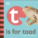 T is for Toad - Book