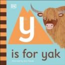 Y is for Yak - Book
