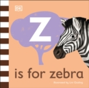 Z is for Zebra - Book