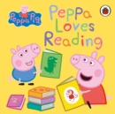Peppa Pig: Peppa Loves Reading - Book