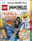 LEGO NINJAGO Training & Battles Ultimate Factivity Book - Book