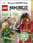LEGO NINJAGO Ninja & Foes Ultimate Factivity Book - Book