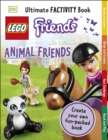 LEGO Friends Animal Friends Ultimate Factivity Book - Book