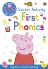 Peppa Pig: Practise with Peppa: First Phonics : Sticker Activity Book - Book