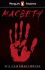 Penguin Readers Level 1: Macbeth (ELT Graded Reader) - Book