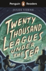 Penguin Readers Starter Level: Twenty Thousand Leagues Under the Sea (ELT Graded Reader) - Book