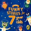 Puffin Funny Stories for 7 Year Olds - Book