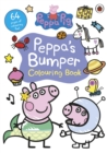 Peppa Pig: Peppa's Bumper Colouring Book - Book