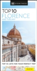 DK Eyewitness Top 10 Florence and Tuscany - Book
