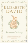 Summer Cooking - Book