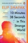 10 Minutes 38 Seconds in This Strange World - eBook