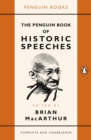 The Penguin Book of Historic Speeches - Book
